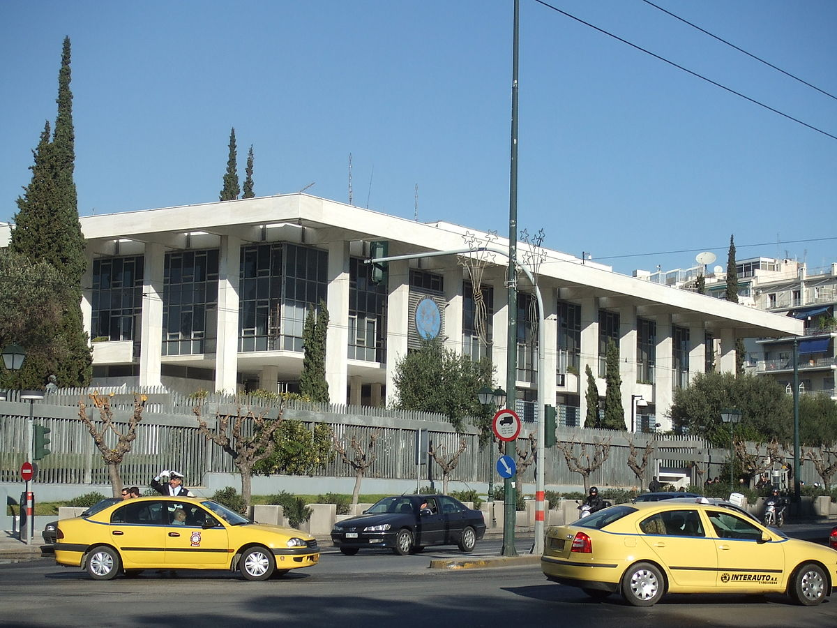 Embassy of the United States, Athens - Wikipedia