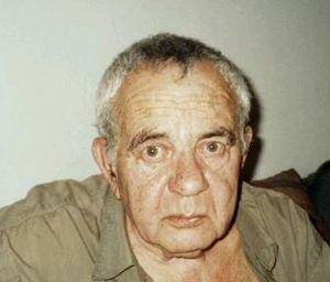 Amos Kenan - Amos Kenan, November 2000