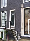 amsterdam tweede laurierdwarsstraat 64 door from lauriergracht