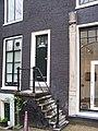 Amsterdam Tweede Laurierdwarsstraat 64 door from Lauriergracht.jpg