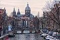 Amsterdam sunset (8520711603).jpg