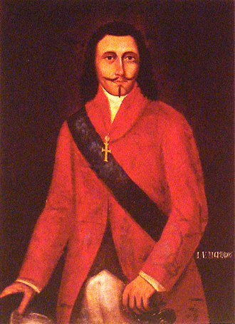 André Vidal de Negreiros - Image: Anônimo Retrato de André Vidal de Negreiros