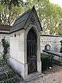 Ancien cimetière de Courbevoie (Hauts-de-Seine, France) - 9.JPG