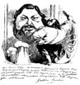 André Gill - Gustave Courbet, 20 années de Paris.png