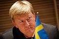 Andreas Carlgren, miljominister Sverige vid Nordiska radets session i Helsingfors 2008-10-28.jpg