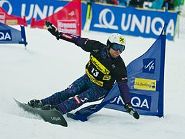 Andreas Prommegger FIS World Cup Parallel Slalom Jauerling 2012.jpg
