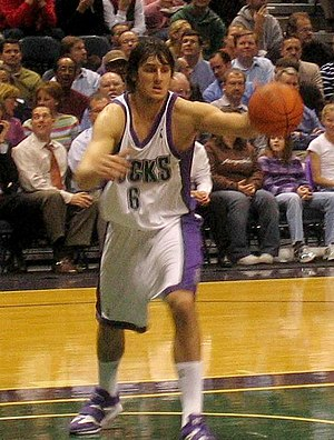Mountain West Conference Men's Basketball Player of the Year - Andrew Bogut is one of three sophomores to win the MWC Player of the Year award. He was also selected as the national player of the year in 2005.