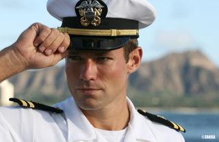 Andrew Baldwin U.S. Naval Officer, ironman tiathlete, humanitarian, and physiscian