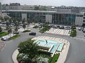 Image illustrative de l'article Gare d'Angers-Saint-Laud