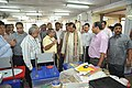 Anil Shrikrishna Manekar Explaining Portable Fun Science Exhibits To Mahesh Sharma - CRTL Workshop - NCSM - Kolkata 2017-07-11 3453.JPG
