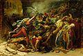 Anne-Louis Girodet de Roussy-Trioson - La révolte du Caire (ca. 1810).jpg