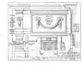Anson Pratt House, New Concord, Columbia County, NY HABS NY,11-NECON,1- (sheet 11 of 13).png