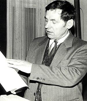 Kazimieras Antanavičius (economist) - Kazimieras Antanavičius