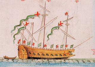 English ship <i>Antelope</i> (1546)