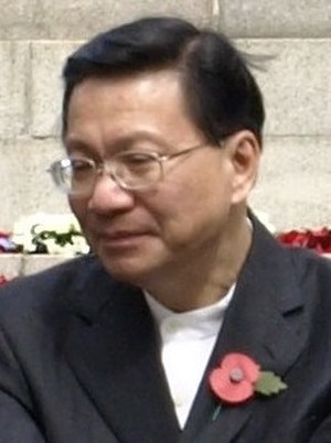 Secretary for Transport and Housing - Image: Anthony Cheung Bing leung