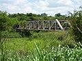 Antiga ponte ferroviária Ytuana-Sorocabana sobre o Rio Capivari, limite dos municípios de Capivari e Rafard - panoramio (1).jpg
