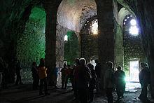 Antiochia di Siria, Resti della chiesa dedicata a San Pietro.