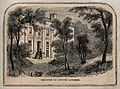 Antoine Laurent Lavoisier's house. Wood engraving by Gurdier Wellcome V0003430.jpg