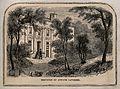 Antoine Laurent Lavoisier's house. Wood engraving by Gurdier Wellcome V0003430.jpg