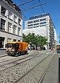 Antwerpen - Antwerpse tram, 23 juli 2019 (071, Sint-Paulusstraat).JPG