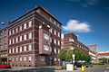 Apartment building theater workshop Maschstrasse Hanover Germany.jpg