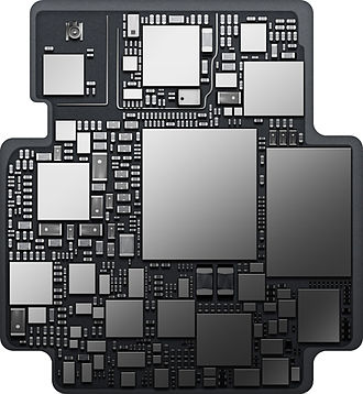 Apple S1 - Image: Apple S1 chips