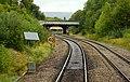 Approaching the Lansdown Road Bridge - geograph.org.uk - 1690656.jpg