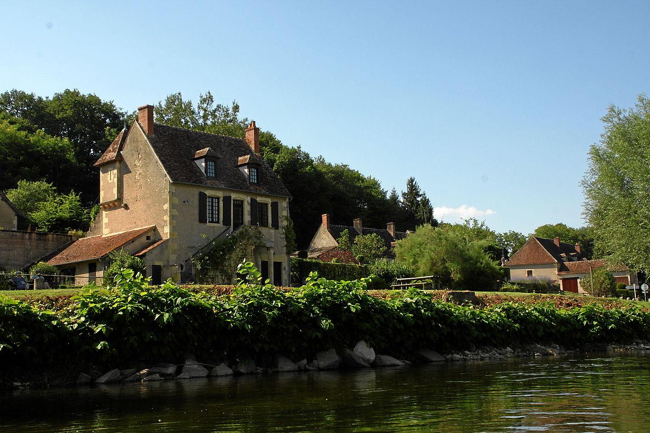 красивые деревни франции фото и картинки