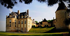 The Chateau of Apremont-sur-Allier