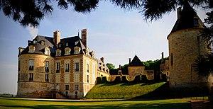 Apremont-sur-Allier - The Chateau of Apremont-sur-Allier