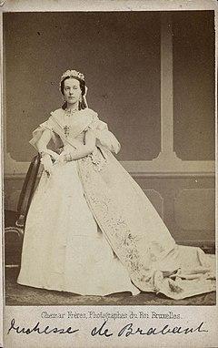 Marie Henriette of Austria Belgian Queen