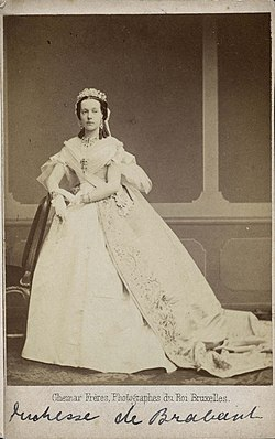 Archduchess Marie Henriette of Austria ,Queen of the Belgians.JPG