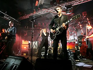 Archive (band) British musical group