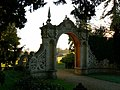 Archway, Westonbirt House, Tetbury - geograph.org.uk - 1106342.jpg