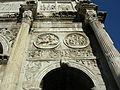 Arco di costantino, tondi 03.JPG