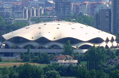 How to get to Arena Stožice with public transit - About the place