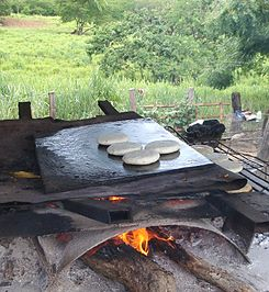 Arepas cooked with firewood.jpg