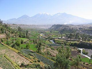 Arequipa Province Province in Arequipa, Peru