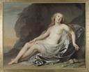 Ariadne Lying on the Shore of Naxos (Adolf Ulrik Wertmüller) - Nationalmuseum - 18037.tif