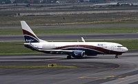 5N-MJO - B738 - Arik Air