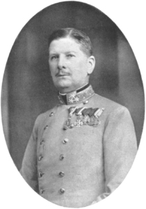 Armee-Inspektor GdK Rudolf Ritter von Brudermann 1914 C. Pietzner.png