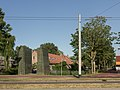 Arnhem-De Laar west, kunstwerk bij Kroonse Wal-Brabantweg foto4 2015-06-27 19.39.jpg