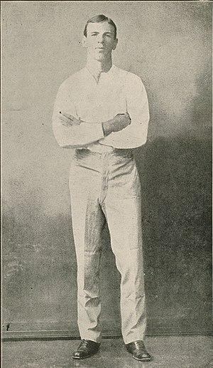 Arnold Wienholt - Arnold Wienholt, circa 1916