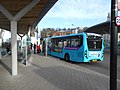 Arriva Kent & Surrey YX17NYB (rear), Chatham Bus Station, 17 January 2018.jpg