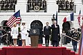 Arrival Ceremony - The Official State Visit of France (40800800955).jpg