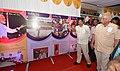 Ashok Gajapathi Raju Pusapati visiting the stalls after inaugurating a five-day Photo Exhibition-cum-Seminar.jpg