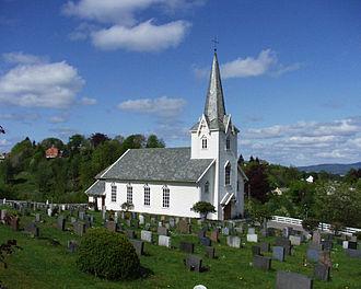 Hartvig Sverdrup Eckhoff - Ask Church in Askøy.
