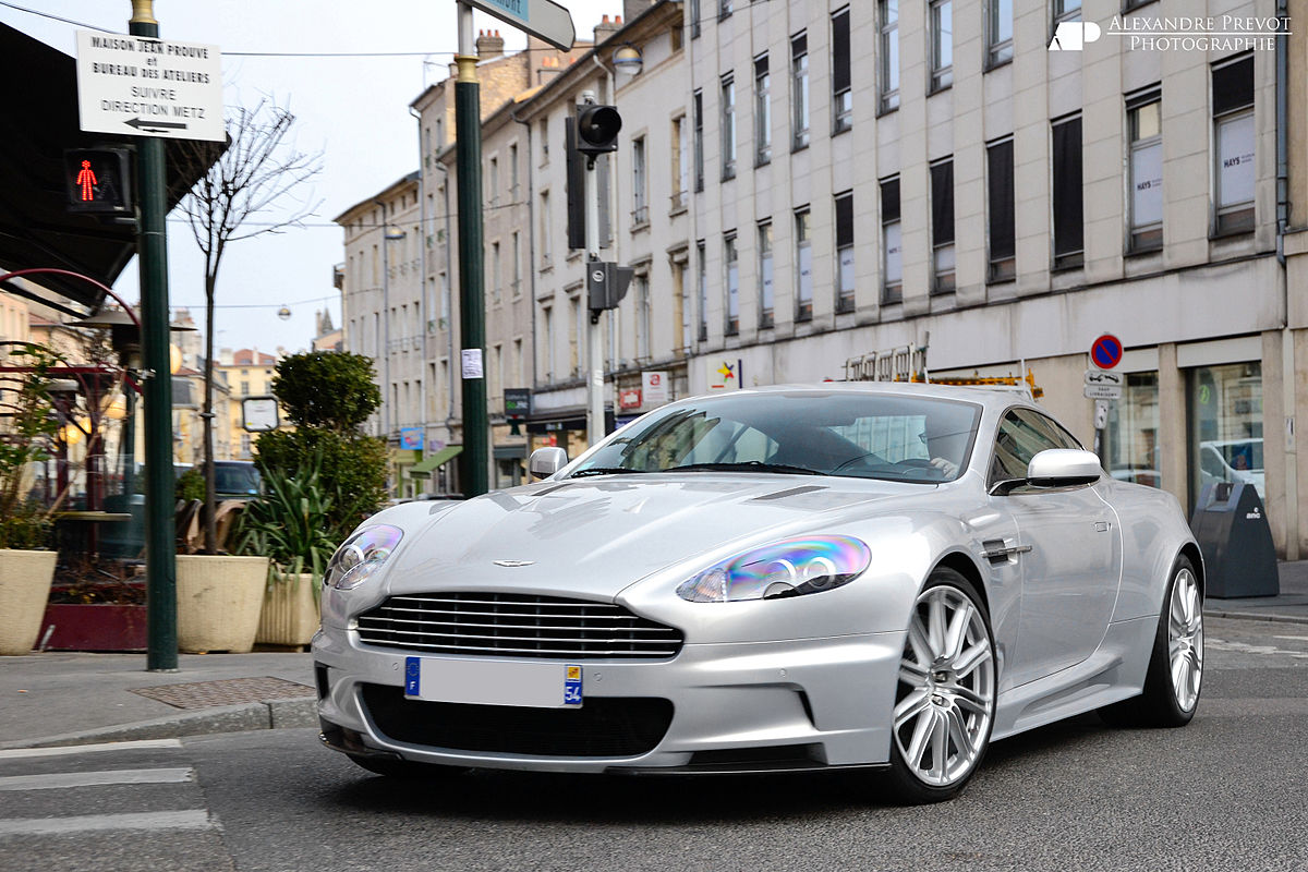 Aston Martin Dbs 2007 Wikipedia