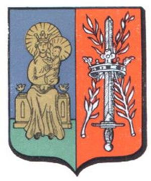Symbols of Brussels - Image: Auderghem