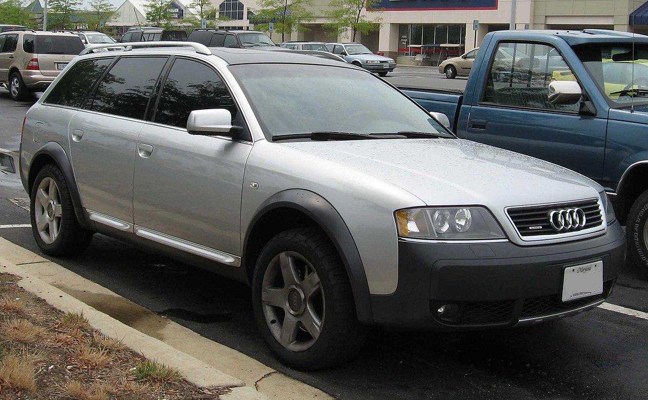 File Audi Allroad Jpg Wikimedia Commons